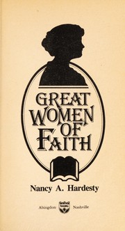 Cover of: Great Women of Faith
