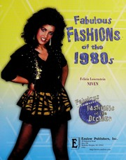 Cover of: Fabulous fashions of the 1980s