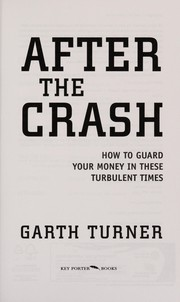 Cover of: After the crash