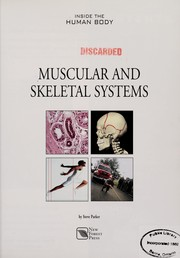 Cover of: Muscular and skeletal systems | Steve Parker