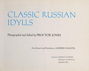 Classic Russian idylls by Proctor Jones