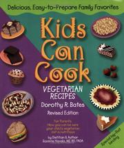 Cover of: Kids Can Cook