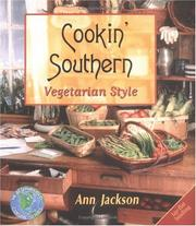 Cover of: Cookin' Southern Vegetarian Style