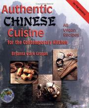 Cover of: Authentic Chinese Cuisine | Bryanna Clark Grogan