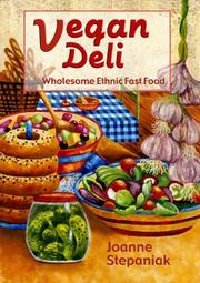 Cover of: Vegan Deli | Joanne Stepaniak