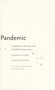 Cover of: The AIDS pandemic