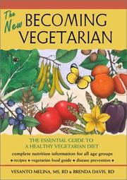 Cover of: The new becoming vegetarian
