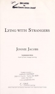 Cover of: Lying with strangers