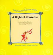 Cover of: A night of nonsense