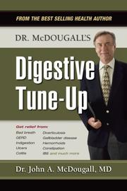 Cover of: Dr. McDougall's Digestive Tune-Up