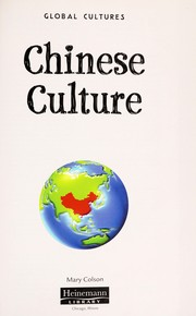 Cover of: Chinese culture