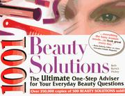 Cover of: 1001 beauty solutions