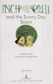 Cover of: Inch and Roly and the sunny day scare