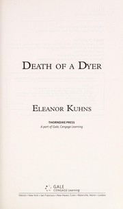 Cover of: Death of a dyer