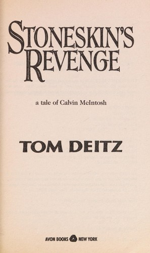Stoneskin's revenge by Tom Deitz
