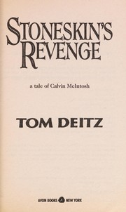 Cover of: Stoneskin's revenge | Tom Deitz