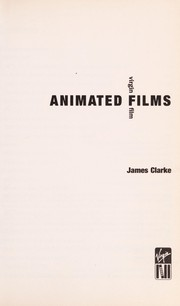 Cover of: ANIMATED FILMS