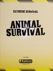 Cover of: Animal survival | Lori Hile