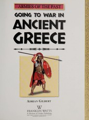 Cover of: Going to war in Ancient Greece