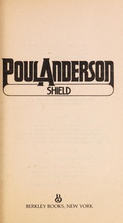 Cover of: Shield