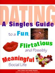Cover of: Dating | Amy Cohen