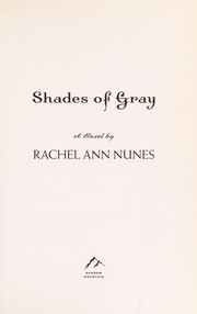 Cover of: Shades of gray