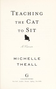 Cover of: Teaching the cat to sit