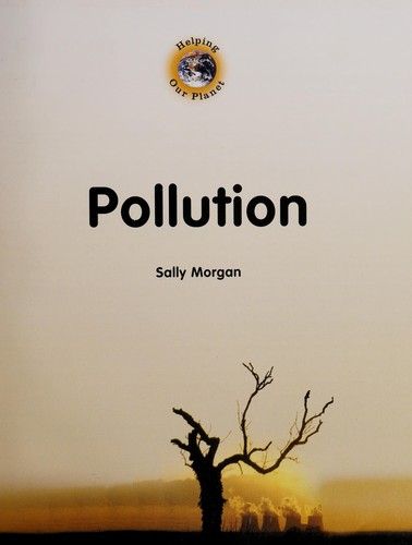 Pollution by Morgan, Sally.