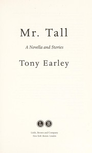 Cover of: Mr. Tall
