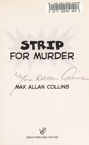 Cover of: Strip for Murder