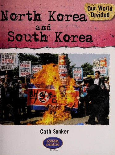 North and South Korea by Cath Senker