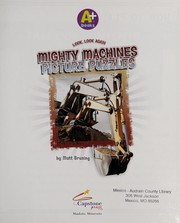 Cover of: Mighty machines picture puzzles | Matt Bruning