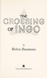 Cover of: The crossing of Ingo