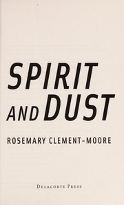 Cover of: Spirit and dust