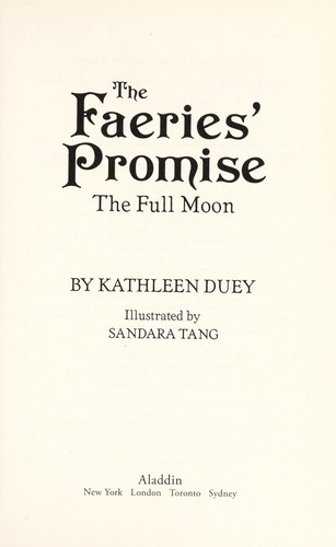 The full moon by Kathleen Duey