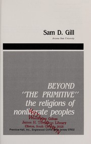 Cover of: Beyond the primitive | Sam D. Gill