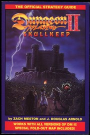 Cover of: Dungeon Master II: Skullkeep, The Official Strategy Guide