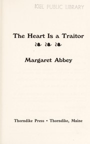 Cover of: The heart is a traitor