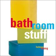 Cover of: Bathroom Stuff | Holman Wang