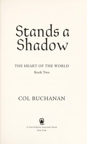 Cover of: Stands a shadow