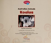 Cover of: Koalas | Sara Louise Kras