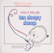Cover of: Ten sleepy sheep | Holly Keller