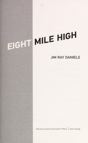 Cover of: Eight mile high