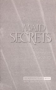 Cover of: Maid of secrets