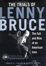 Cover of: The trials of Lenny Bruce