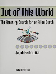 Cover of: Out of this world | Jacob Berkowitz
