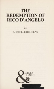 Cover of: The redemption of Rico D'Angelo