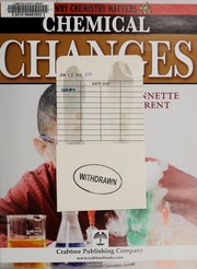Cover of: Chemical changes | Lynnette Brent