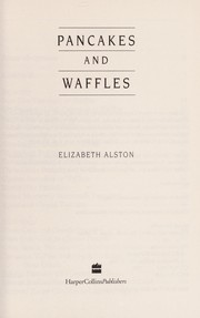 Cover of: Pancakes and waffles