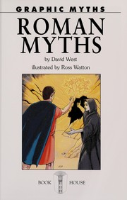 Cover of: Roman myths | David West
